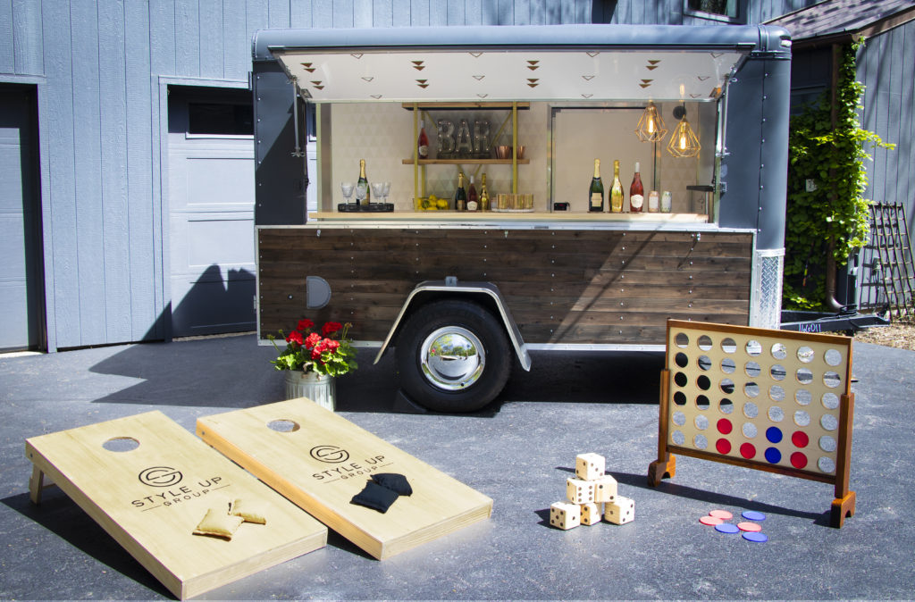 Style Up Group Mobile Bar